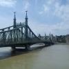 Árvíz 2013 június, Budapest - Szabadság híd