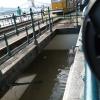 Árvíz 2013 június, Budapest - A 2-es villamos vízen jár...