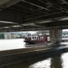 Árvíz 2013 június, Budapest - Erzsébet híd Pesti hídfő