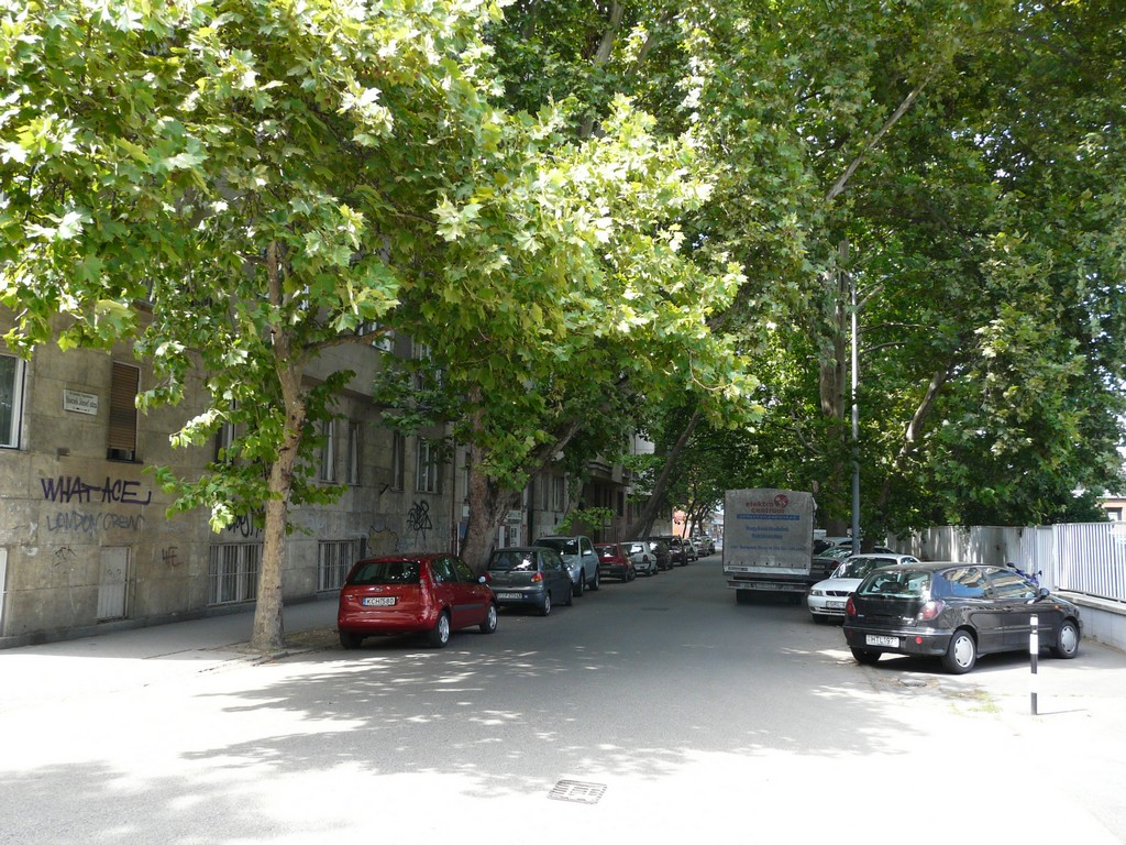 Stoczek utca