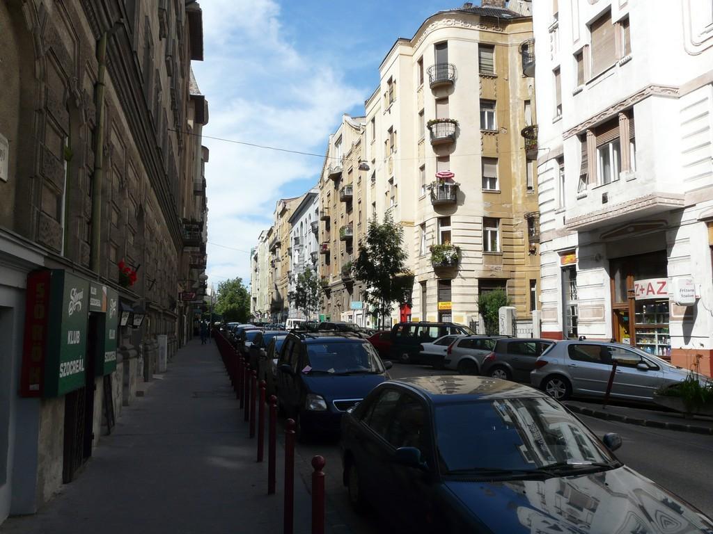 Kende utca