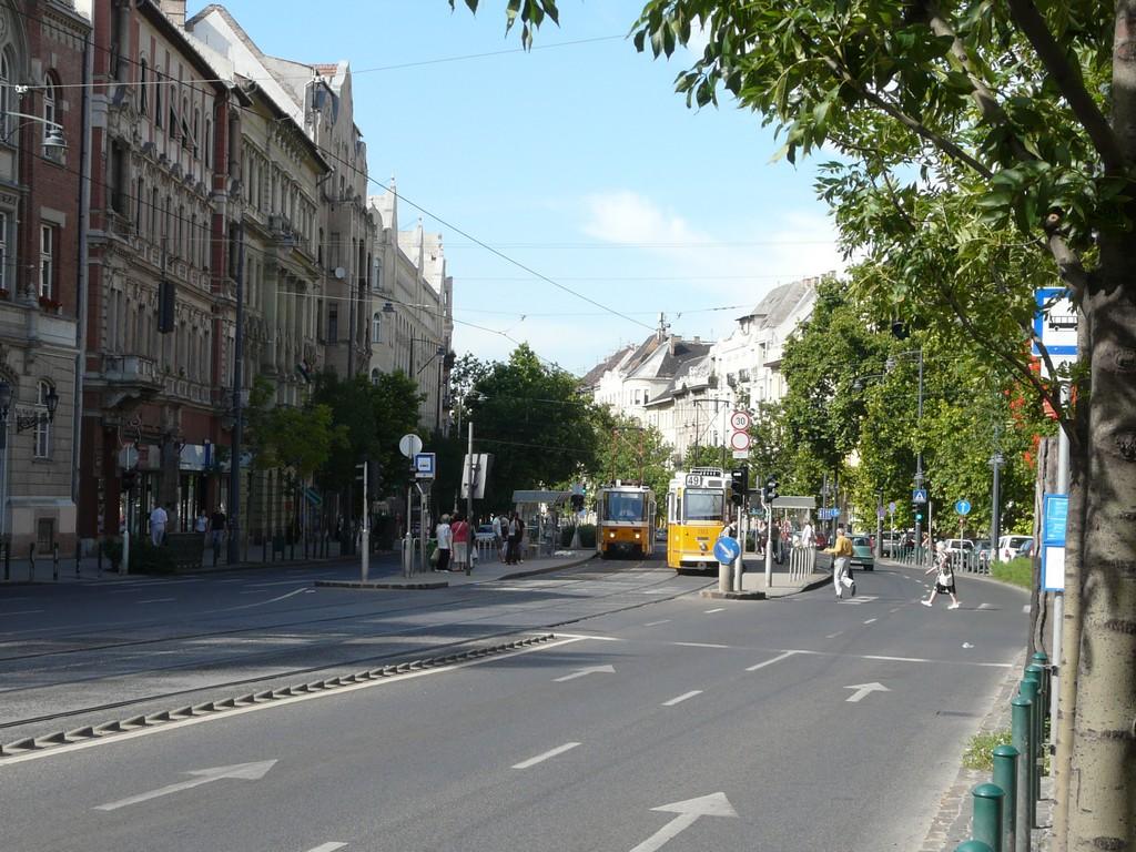 Bartók Béla út